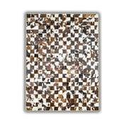 Dywan skórzany Alfombra, 150x210 cm