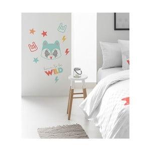 Naklejka dekoracyjna na ścianę Pooch Baby Rocker, 30x42cm
