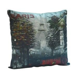 Poduszka Paris Art, 45x45 cm