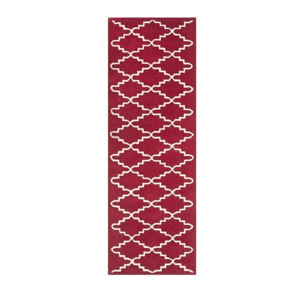 Dywan ręcznie wyszywany Audrey, 68x213 cm