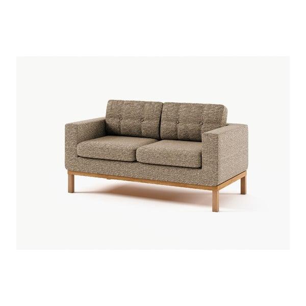 Dwuosobowa sofa Bolton, beżowa