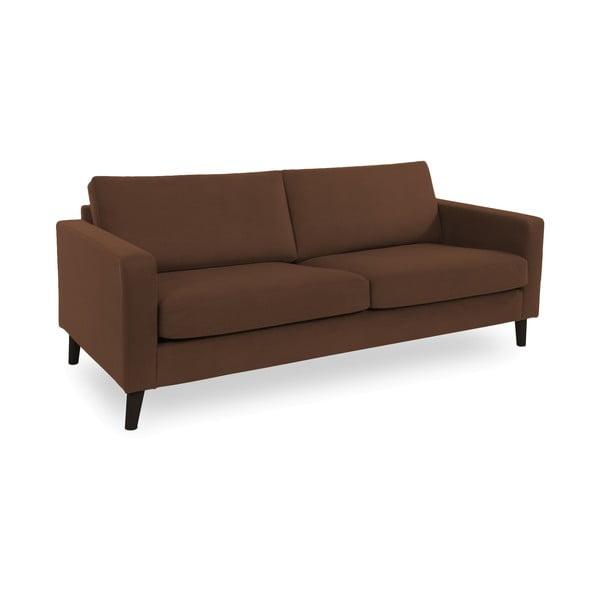 Sofa trzyosobowa Tom Cognac