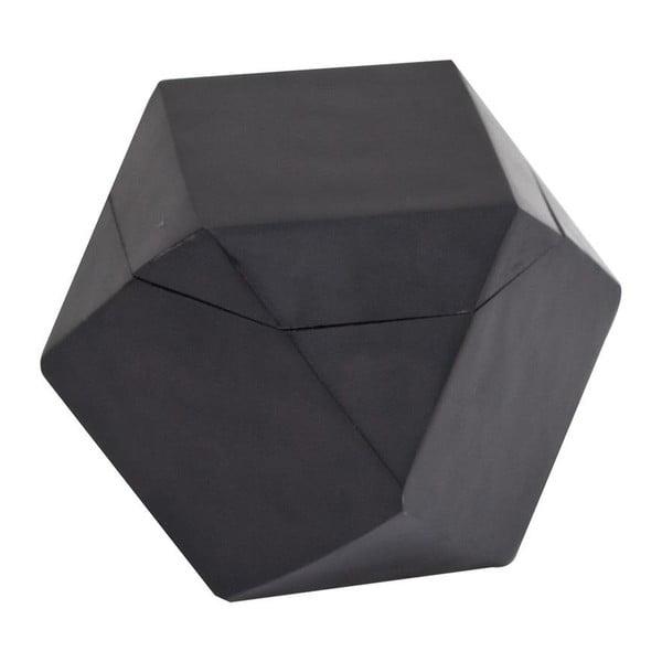 Pojemnik Away Black, 15x15x15 cm
