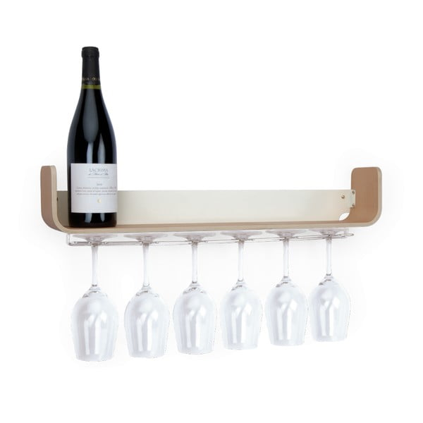 Półka na wino Universal, 60x10 cm