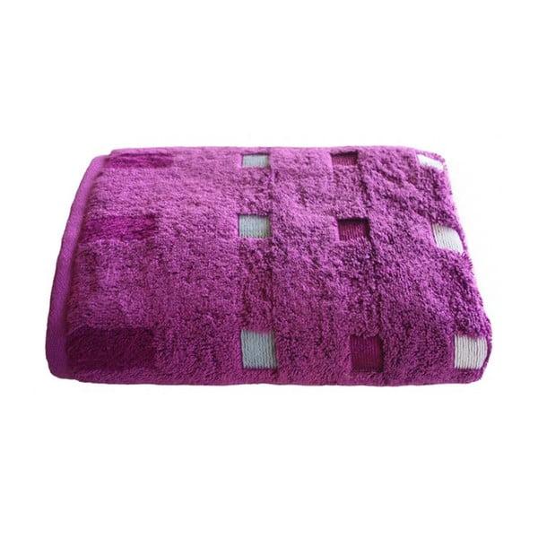 Ręcznik Quatro Wineberry, 80x160 cm