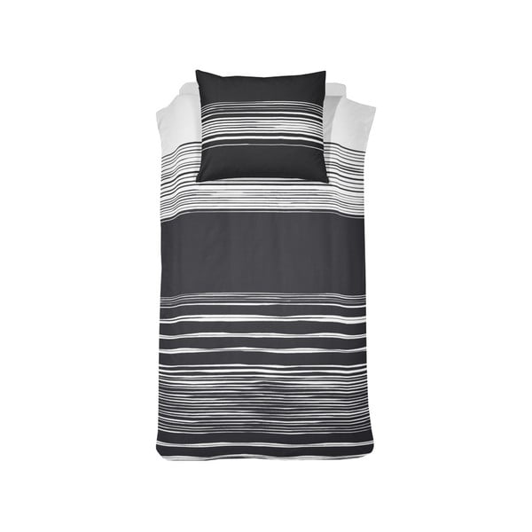 Pościel Seito Black, 140x200 cm