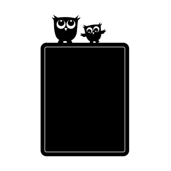 Samoprzylepna tablica do pisania Eurographic Owls