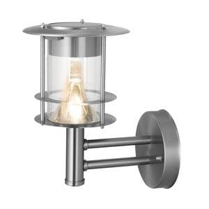 Lampa na zewnątrz Solar Enerfy Wall Lantern Steel