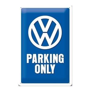 Blaszana tabliczka Parking Only, 20x30 cm