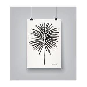 Plakat Americanflat Fan Palm, 30x42 cm