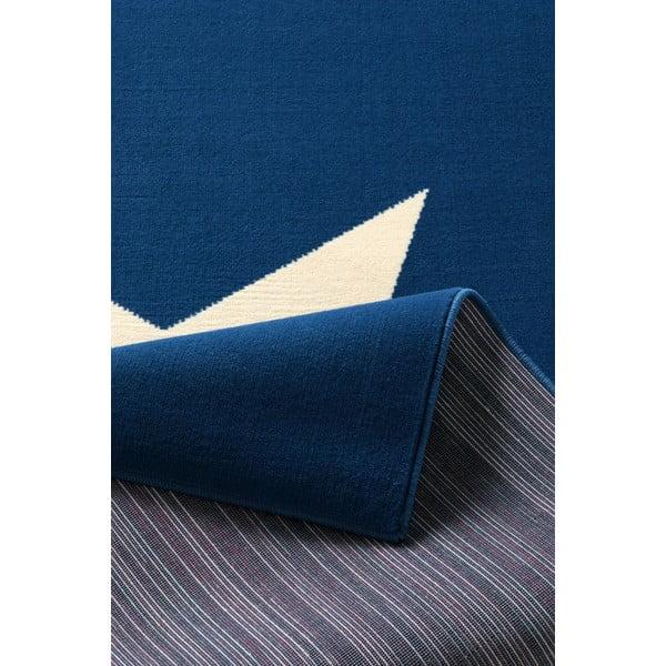 Dywan City & Mix - niebieski, 140x200 cm
