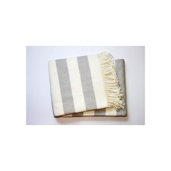 Koc Candy Light Grey, 140x180 cm