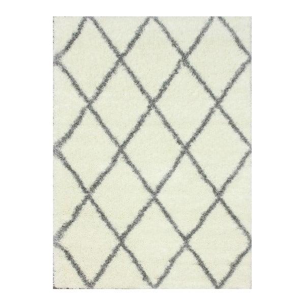 Dywan nuLOOM Sante Grey, 120x183 cm