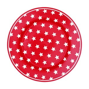 Talerz Star Red, 20,5 cm