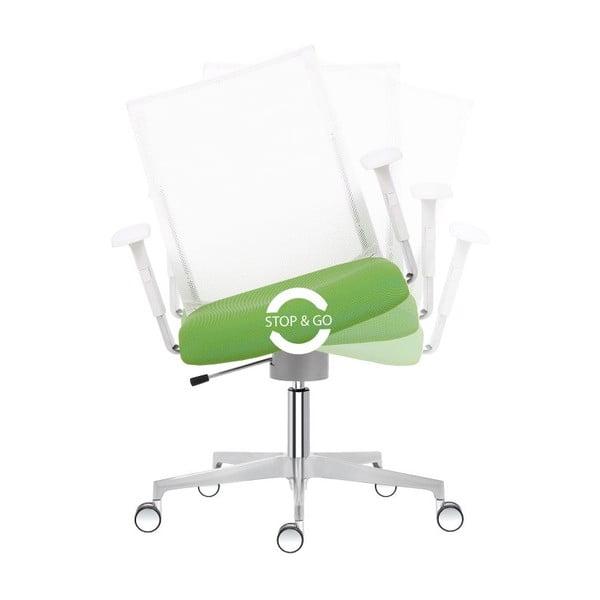 Krzesło biurowe X Wing Flex, zielone