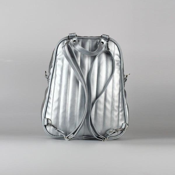 Plecak Mum-ray Egg Silver