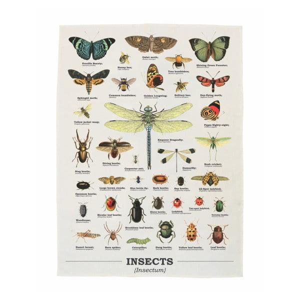 Ścierka Gift Republic Insects, 50x70 cm