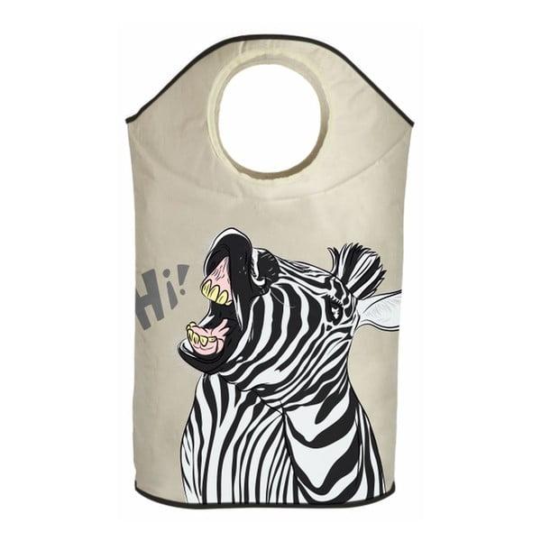 Kosz na bieliznę Hi Zebra