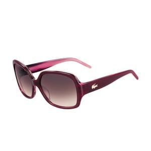Damskie okulary przeciwsłoneczne Lacoste L634 Red
