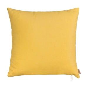 Żółta poszewka na poduszkę Apolena Simply Yellow, 41x41cm