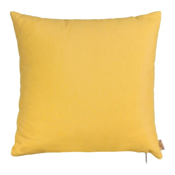 Poduszka z wypełnieniem Simply Yellow