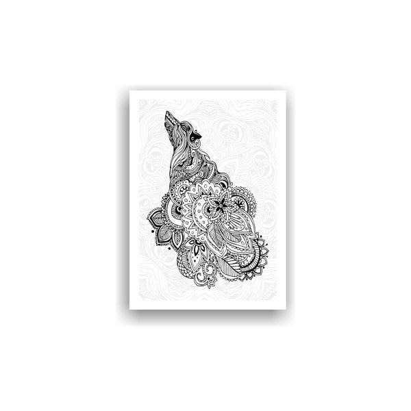 Obraz do kolorowania 50, 70x50 cm