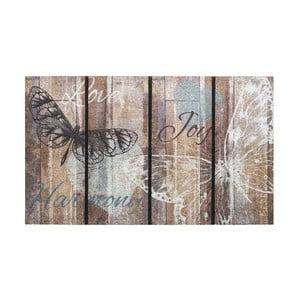 Wycieraczka Hamat Eco Butterfly, 45x75 cm