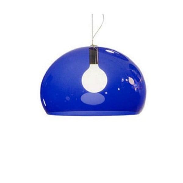 Żyrandol Fly, niebieski