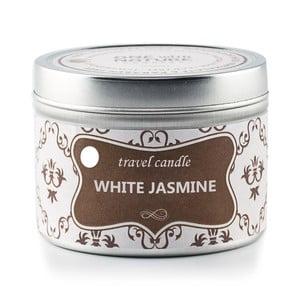 Świeczka zapachowa w puszce White Jasmine