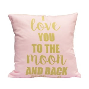 Poduszka To The Moon, 40x40 cm