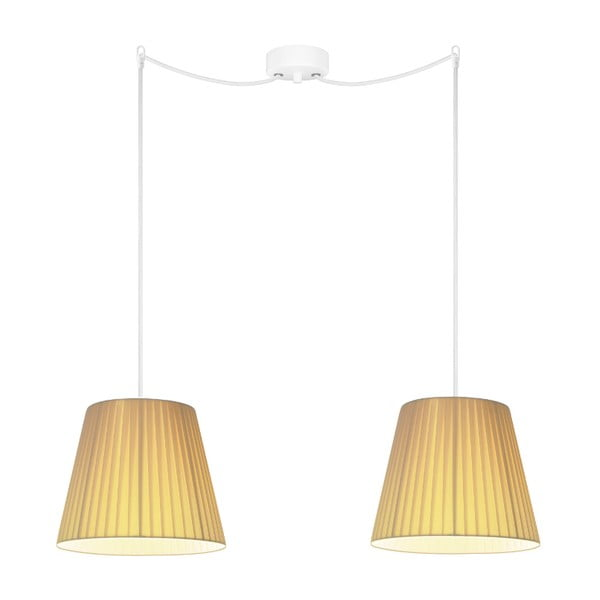 Lampa wisząca Sotto Luce KAMI Elementary S 2S