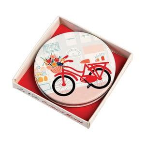 Lusterko kieszonkowe Rex London Le Vélo, 7cm