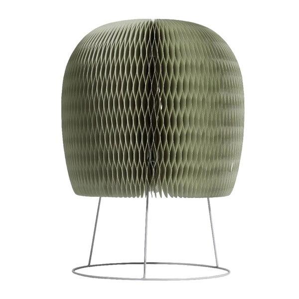Lampa stołowa Fluffy, miętowa