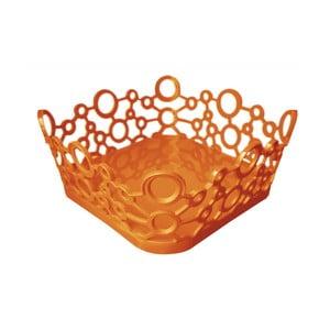 Koszyk ForMe Orange, 24x10 cm