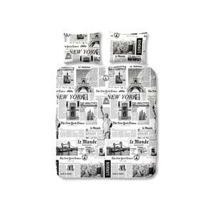 Pościel Müller Textiel Newspaper, 240 x 200 cm