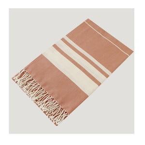 Ręcznik hammam Bath Style Orange, 100x180 cm
