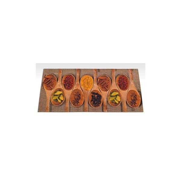 Wytrzymały dywan kuchenny Webtapetti Spices Market, 60x240 cm