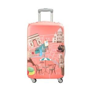 Pokrowiec na walizkę Paris by Mellisa Mackie