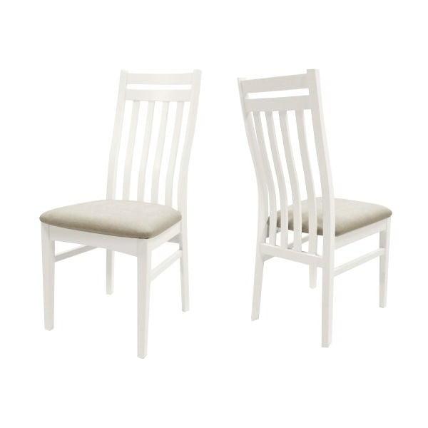 Krzesło Geranium Painted White
