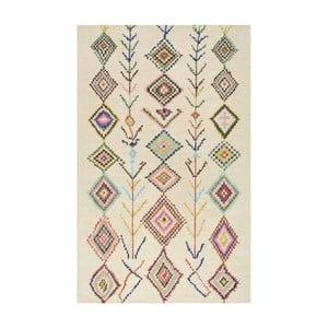Wełniany dywan Aztec Mayo, 120x183 cm