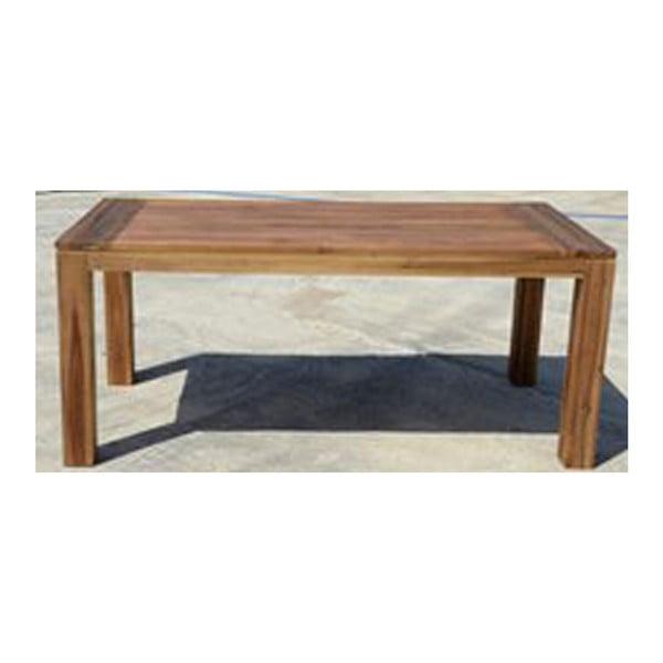Stół ogrodowy z drewna akacjowego ADDU Topeka