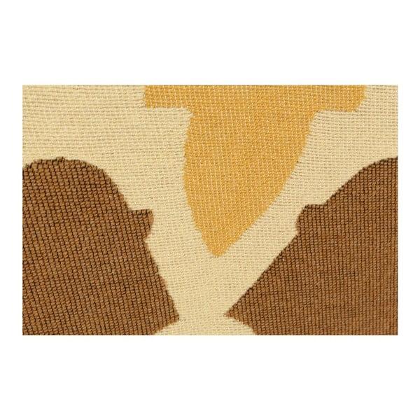 Beżowy dywan Ya Rugs Baklava, 80x150cm