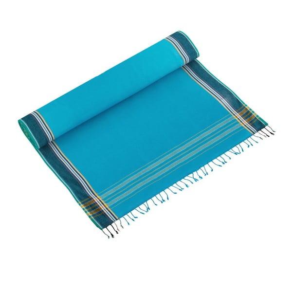 Ręcznik Ashan Blue, 100x178 cm