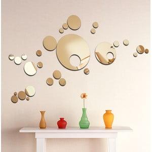 Lustro dekoracyjne Bąbelki retro