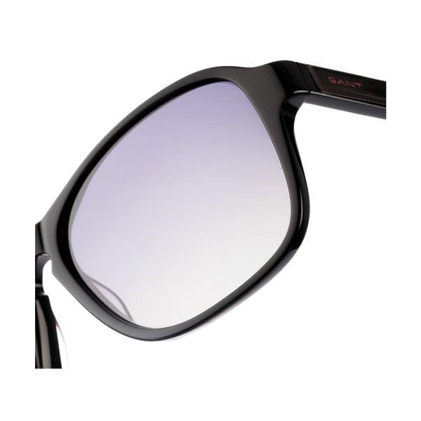 Męskie okulary przeciwsłoneczne GANT Hollis Black