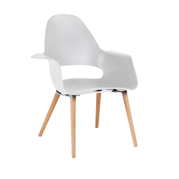 Krzesło Pretty Arms White