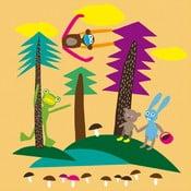 Fototapeta LAVMI® Forest, 2,3x2,7 m