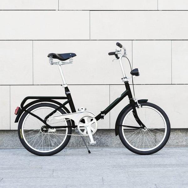 Vinatge składak Dude Bike Top, czarny