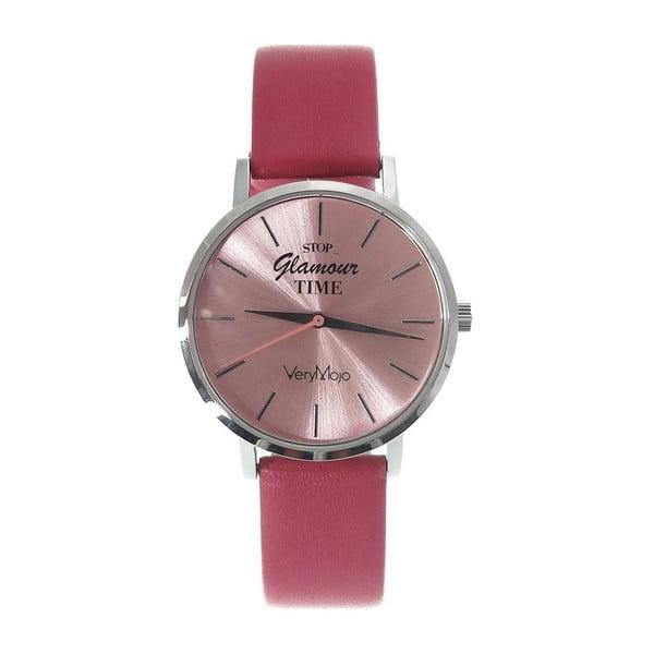 Zegarek VeryMojo Glamour Time, różowy