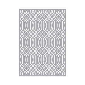 Winylowy dywan Semitono Gris, 140x200 cm